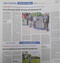 Normandy 44 la presse de la manche